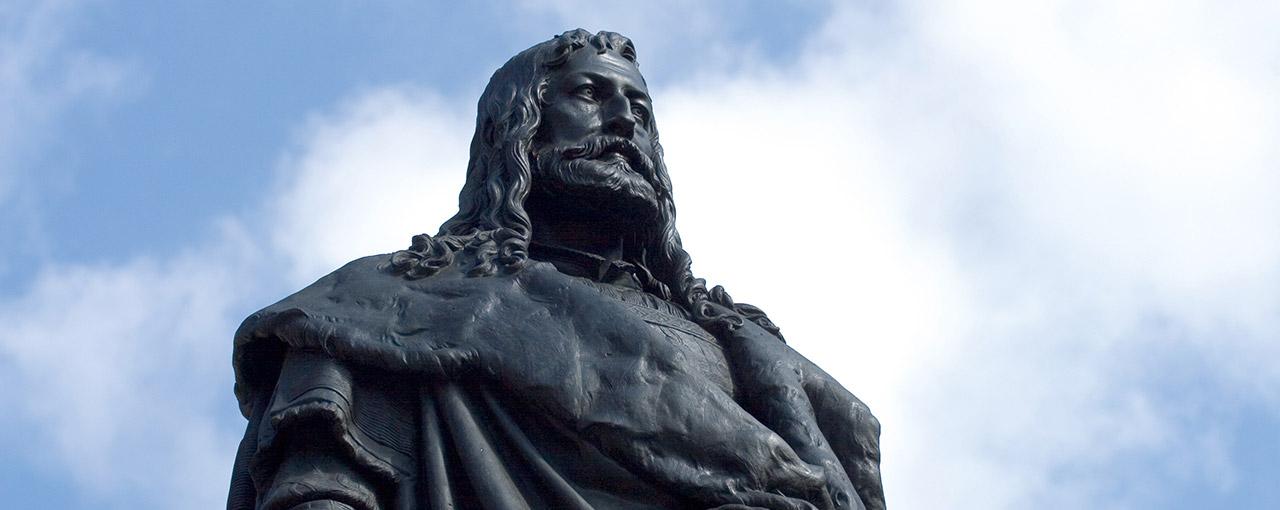 Albrecht Dürer Statue