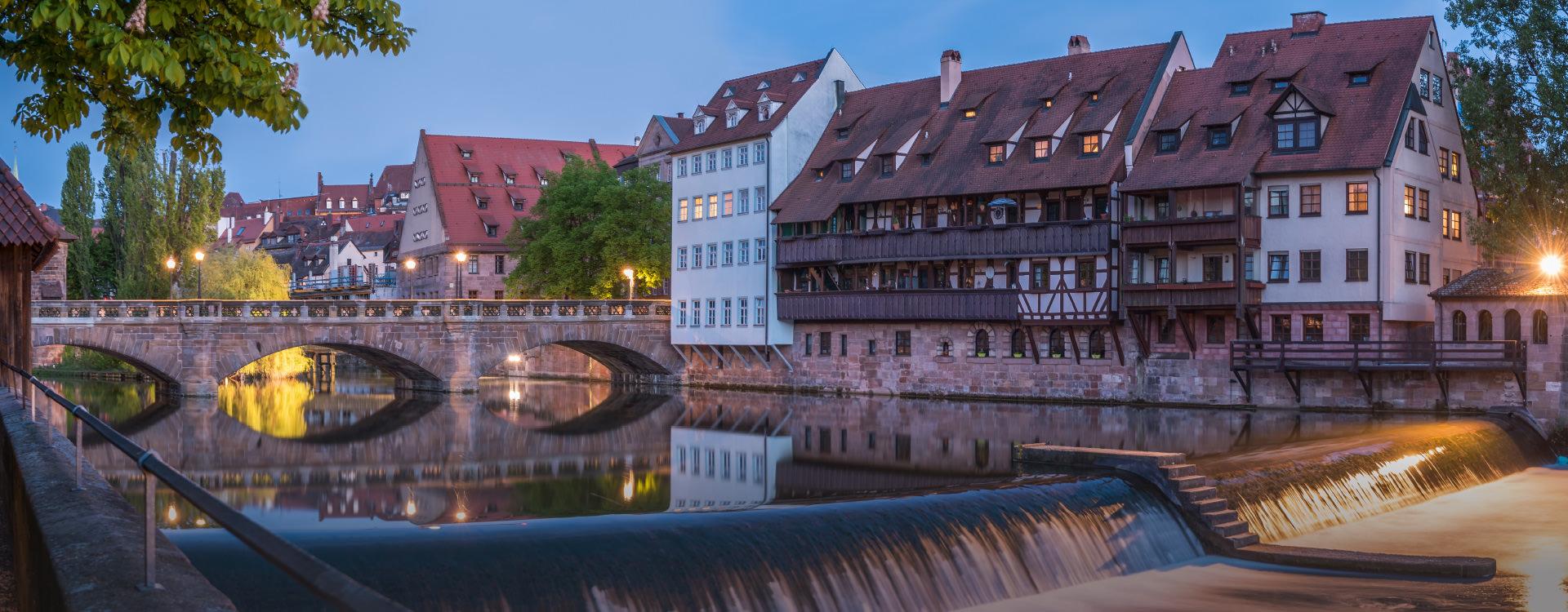 Nürnberg kennenlernen