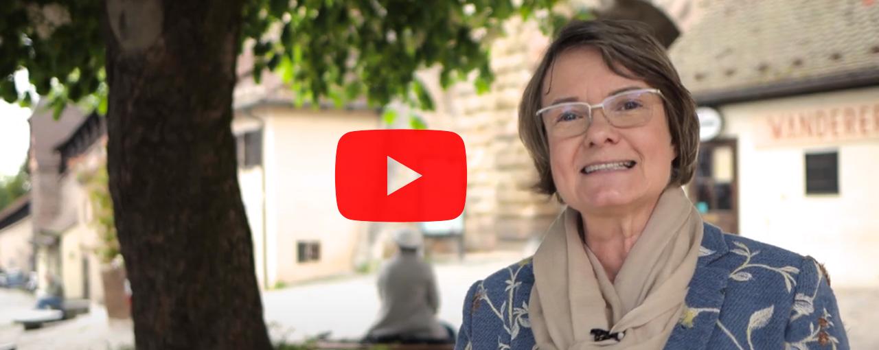 Kulinarische Stadführung Nürnberg - Trailer - mit Andrea Davaroukas